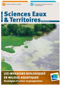 couverture revue irstea-espèces invasives